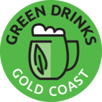 Green Drinks (Gold Coast) Logo